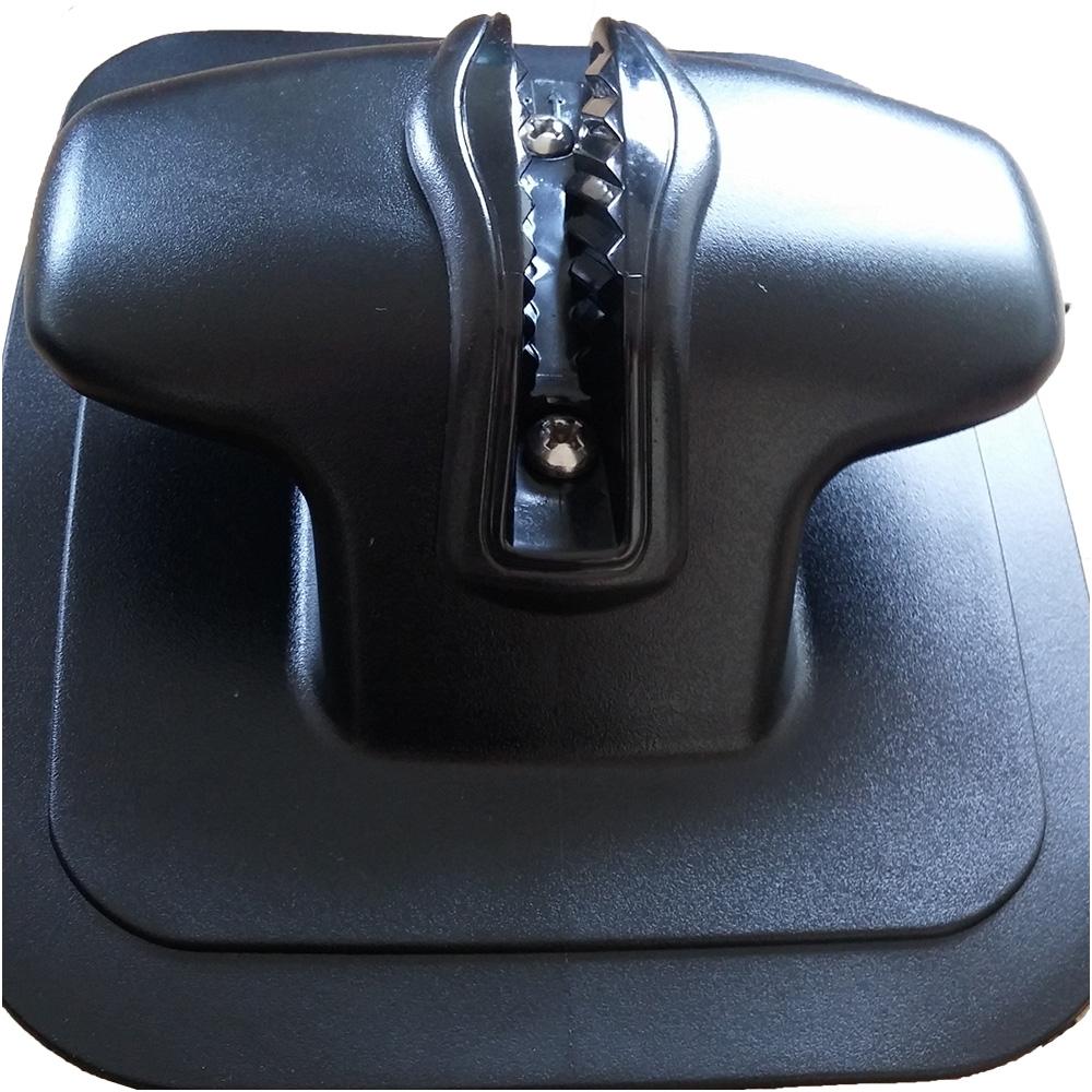 Runos inkaro virvės fiksatorius (XL) juodas