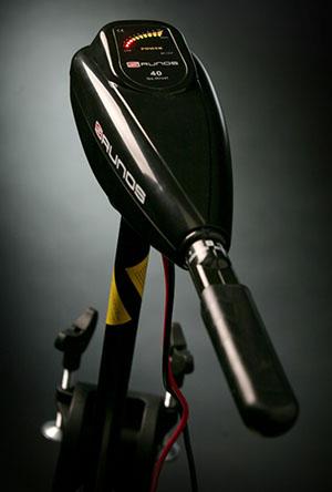 Runos elektrinis variklis NRS-40LBS L