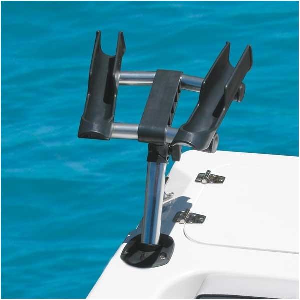 Oceansouth laivo meškerių laikiklis 2 in 1 Quick Lift Rod Holders