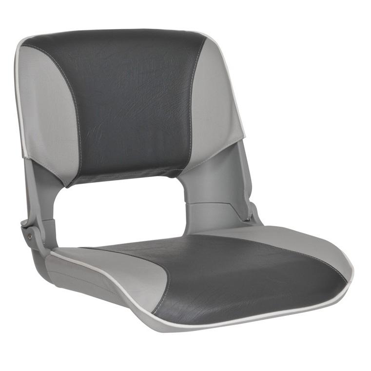 Oceansouth sėdynė SKIPPER su pilnu paminkštinimu grey/charcoal