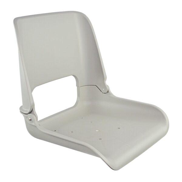 Oceansouth sėdynė SKIPPER be paminkštinimo gray