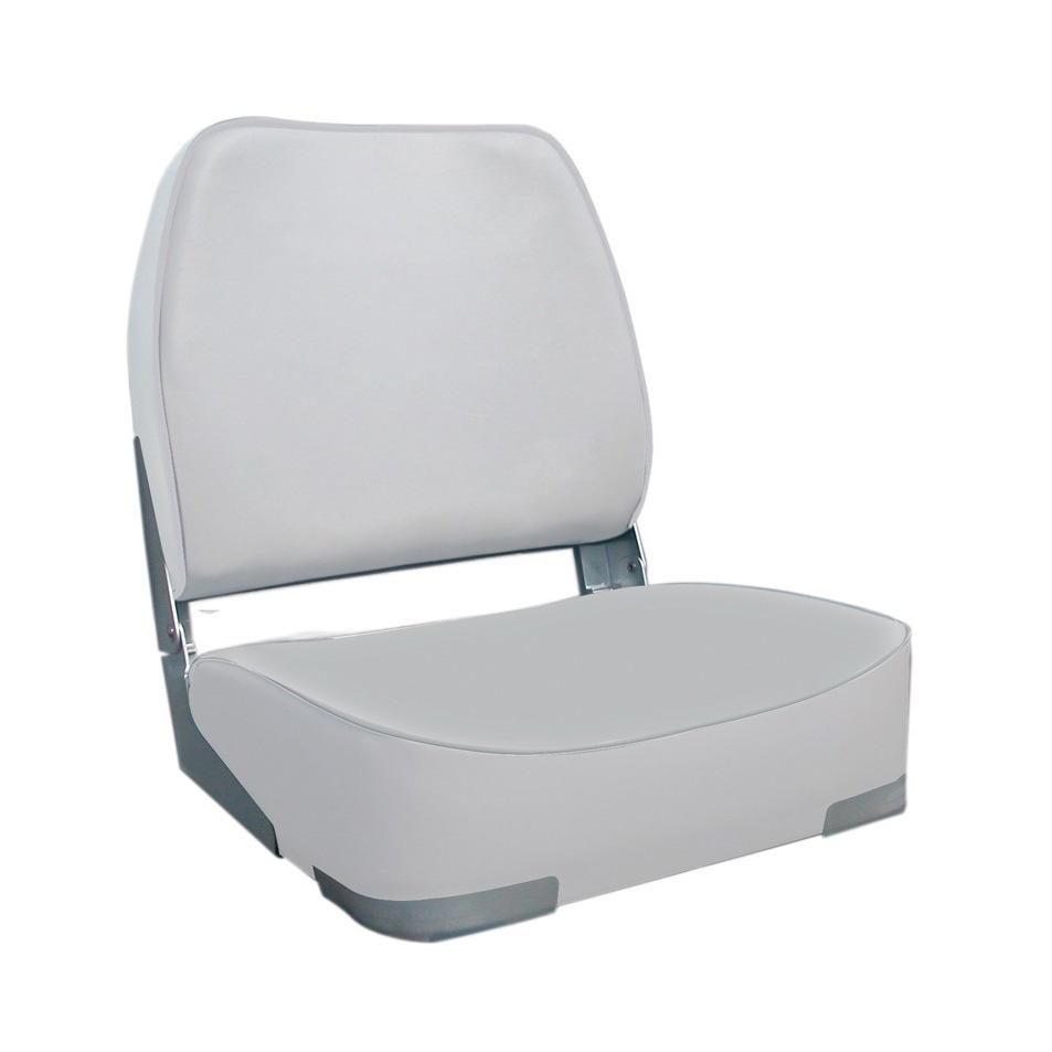Oceansouth sėdynė DELUXE FOLDING su pilnu paminkštinimu grey