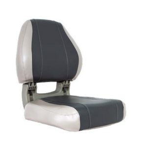 Oceansouth sėdynė SIROCCO FOLDING su pilnu paminkštinimu grey/charcoal