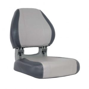 Oceansouth sėdynė SIROCCO FOLDING su pilnu paminkštinimu charcoal/grey