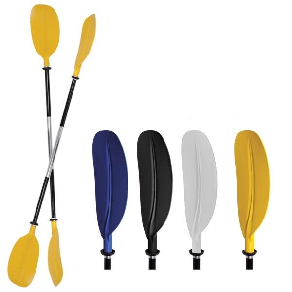 Oceansouth irklai Kayak Asymmetric Fixed Shaft 2,17m (mėlyni)