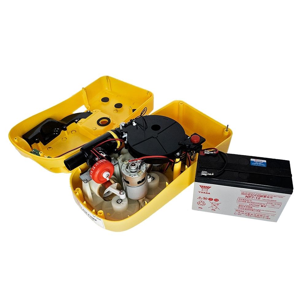 Genovo elektrinė pompa Power GP-80B su integruotu akumuliatoriumi
