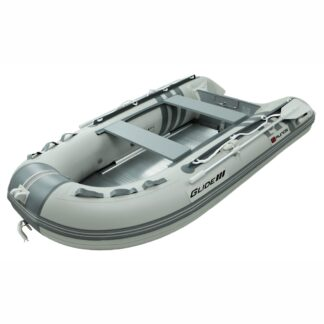 Runos pripučiama GLIDE PVC valtis 3,70 m.su aliumininiu dugnu