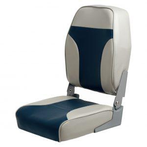 Springfield sėdynė HIGH BACK MULTI COLOR gray/blue