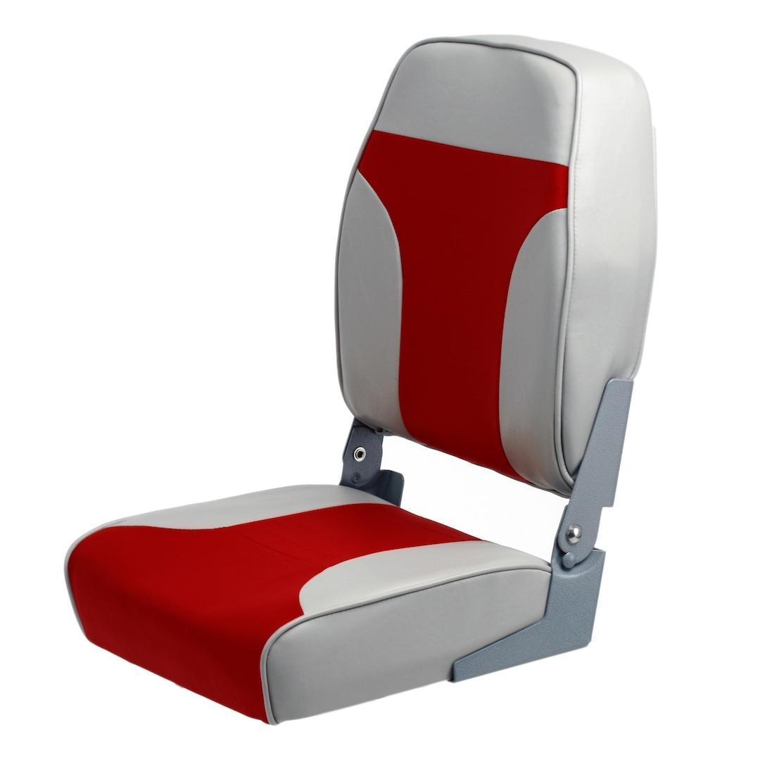 Springfield sėdynė HIGH BACK MULTI COLOR gray/red