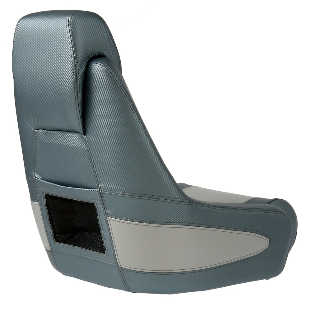 Springfield sėdynė SST FLIP-UP charcoal/gray