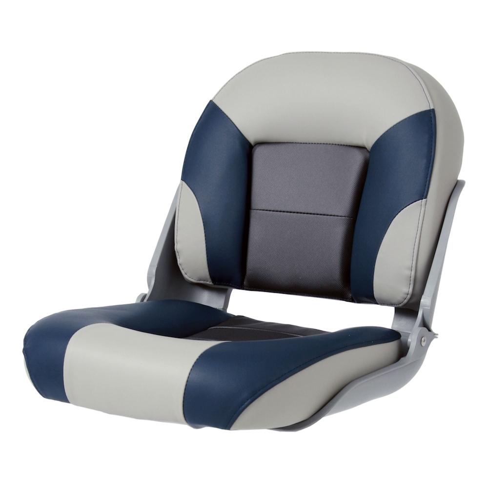 Springfield sėdynė SKIPPER PREMIUM LB gray/blue/meteor
