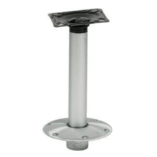 Springfield kėdės pjedestalas: koja 15'' (1300715-HL) galva (1312701) bazė 9'' (1300751-1)