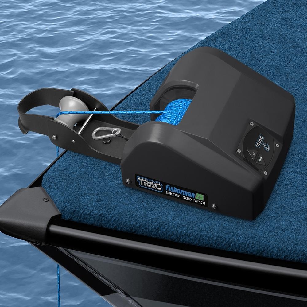 Trac elektrinis inkaro pakėlėjas Trac Fisherman 25, 9,1 kg, 30,5 m