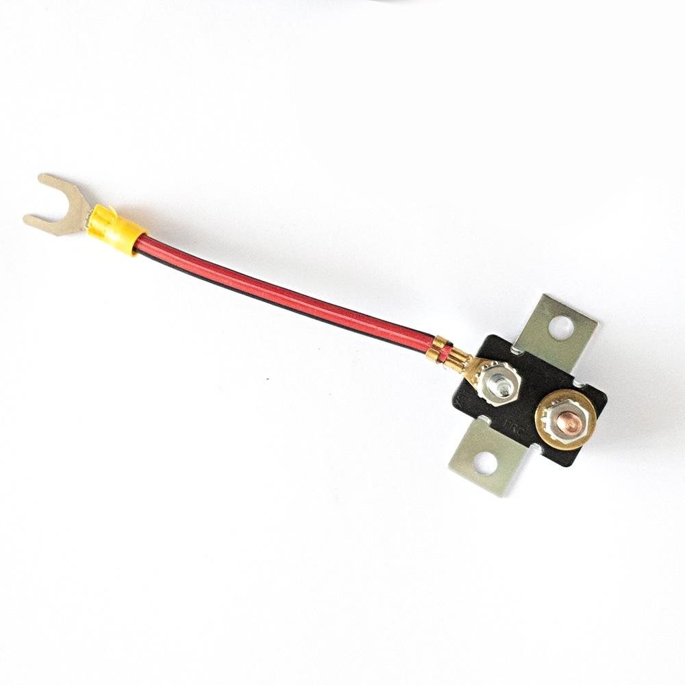 Saugiklis 50A elektriniams varikliams 50/55 lbs, universalus