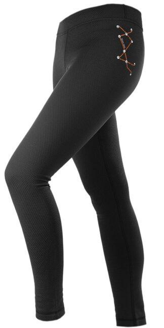 Moteriškos termo kelnės juodos spalvos GRAFF900-1-D