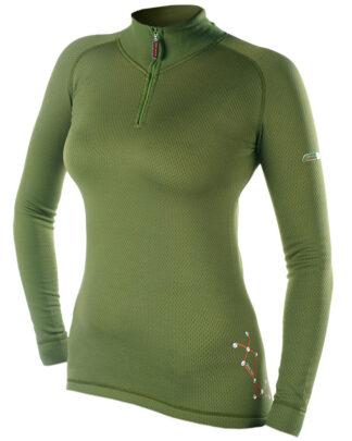 Moteriški termo marškinėliai alyvinės spalvos GRAFF902-D S