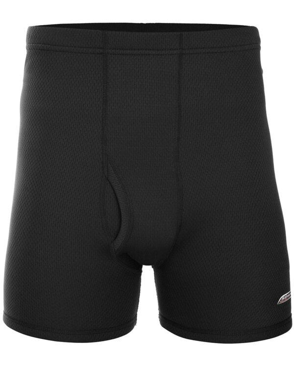 Vyriškos juodos termo kelnės (bokseriai) GRAFF904-1