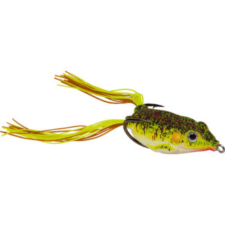 Guminukas JAXON Magic Fish Frog 2 D / 4cm, 6cm, 7cm, 1 vnt.