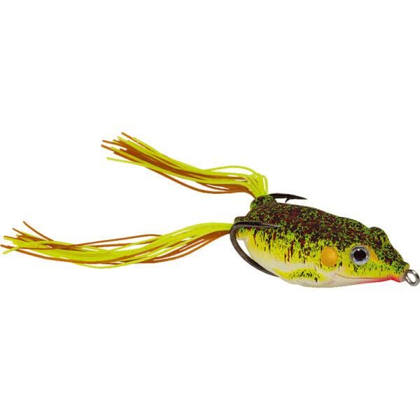 Guminukas JAXON Magic Fish Frog 2 D / 4cm, 6cm, 7cm, 1 vnt.