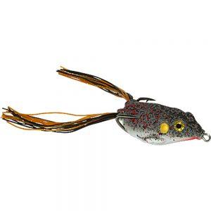 Guminukas JAXON Magic Fish Frog 2 E / 4cm, 6cm, 1 vnt.