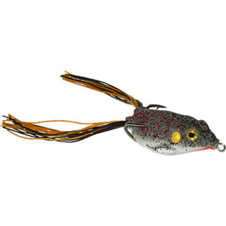 Guminukas JAXON Magic Fish Frog 2 E / 4cm, 6cm, 1 vnt.