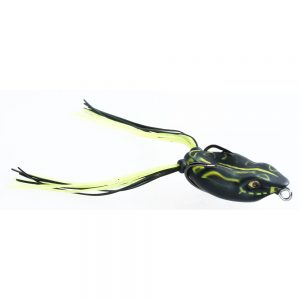Guminukas JAXON Magic Fish Frog A / 4cm, 6cm, 1 vnt.