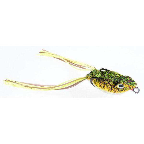 Guminukas JAXON Magic Fish Frog B / 4cm, 6cm, 1 vnt.