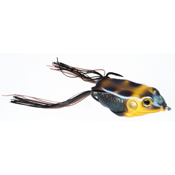 Guminukas JAXON Magic Fish Frog 2 A / 4cm, 6cm, 7cm, 1 vnt.