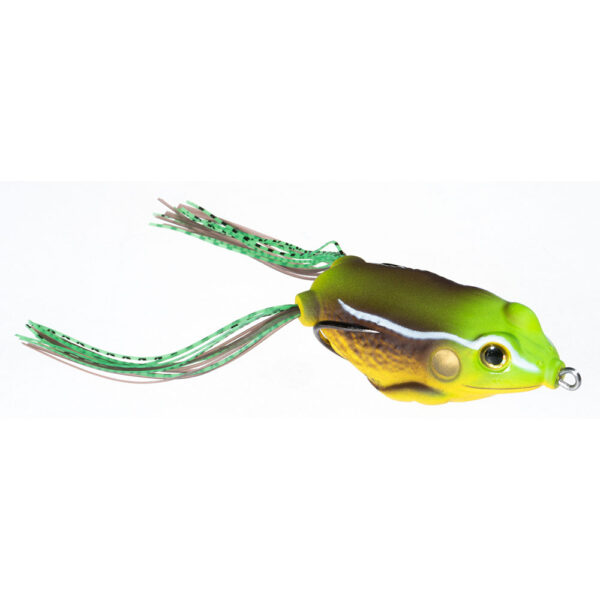 Guminukas JAXON Magic Fish Frog Mini F / 2,8cm, 3,6g, 1 vnt.
