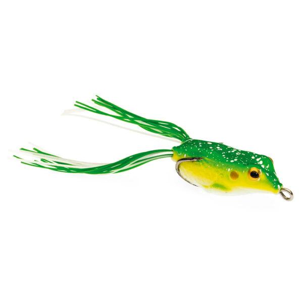Guminukas JAXON Magic Fish Frog 3 B / 3cm, 3,5cm, 3,8cm, 4cm, 5cm, 6,5cm, 1 vnt.