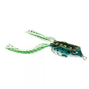 Guminukas JAXON Magic Fish Frog 3 D / 3cm, 3,5cm, 3,8cm, 4cm, 5cm, 6,5cm, 1 vnt.