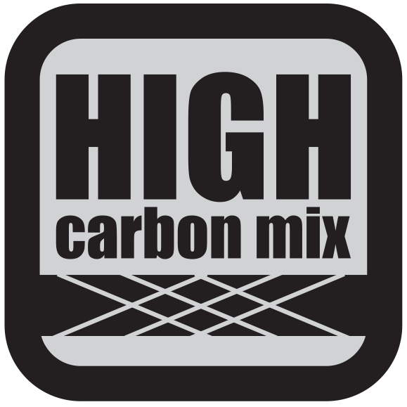High carbon mix